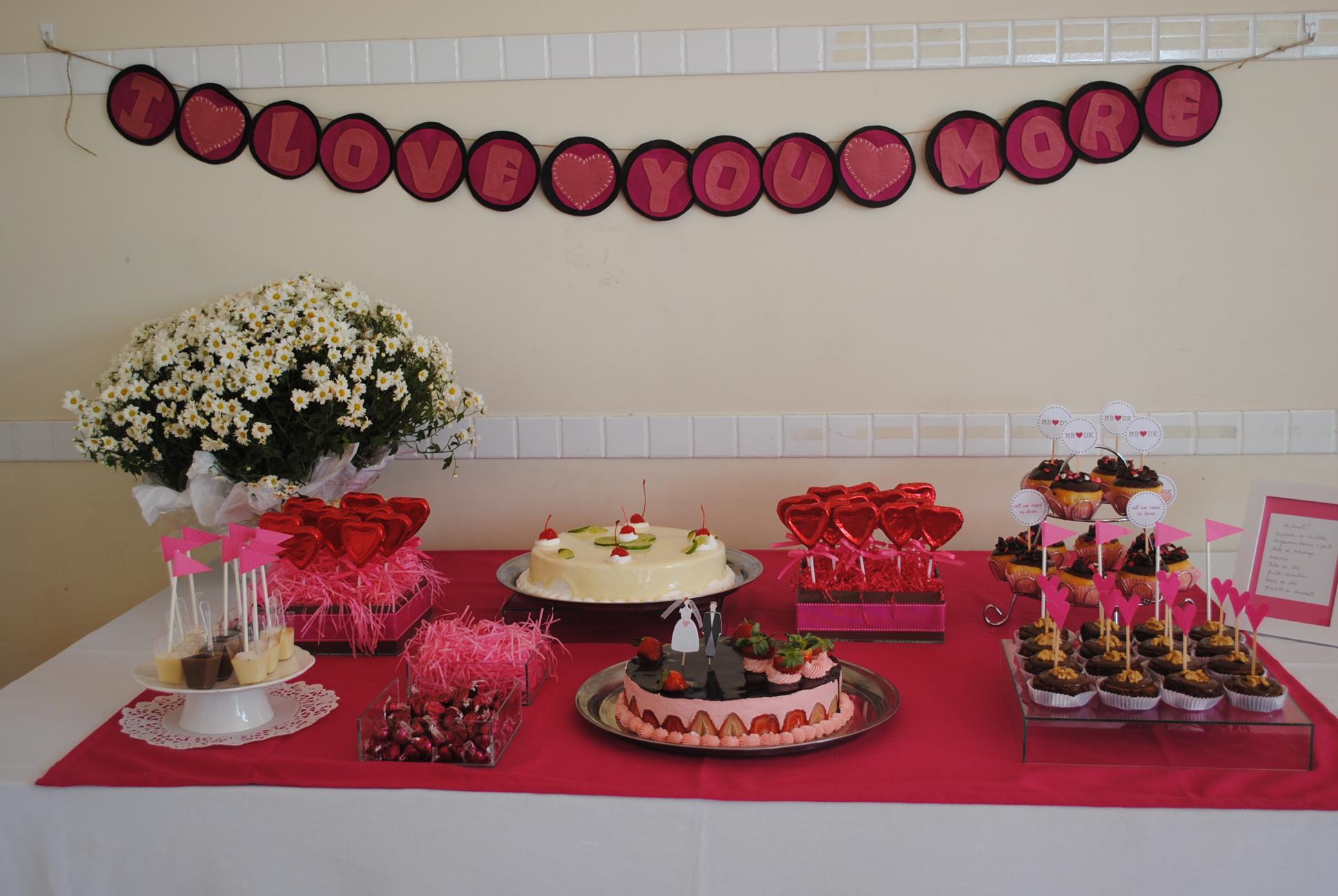 Engagement Party Decoration